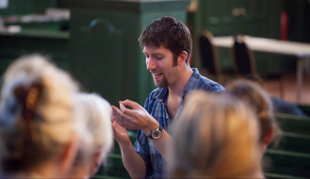 Musical Director Richard Bannan