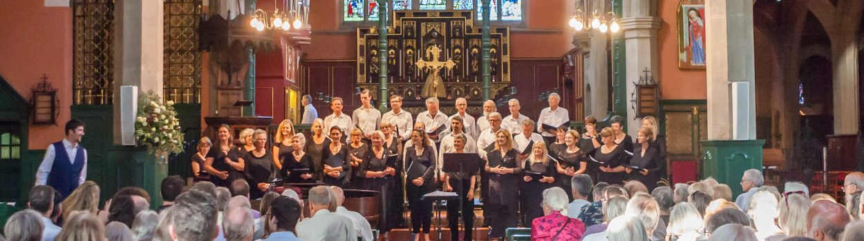 The Petros Singers in concert